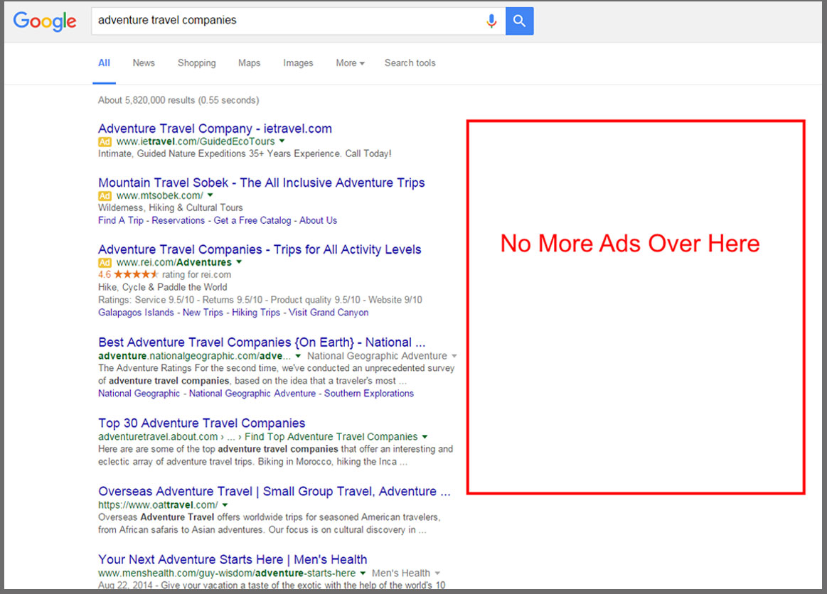 3 Predictions on Google's New Ad Layout